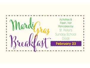Worship on Sunday 2/23