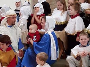 Sunday School Christmas Program 12/17
