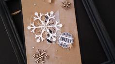 Homedeco Snowflake