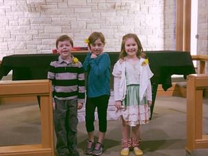 Communion Milestone Completed!