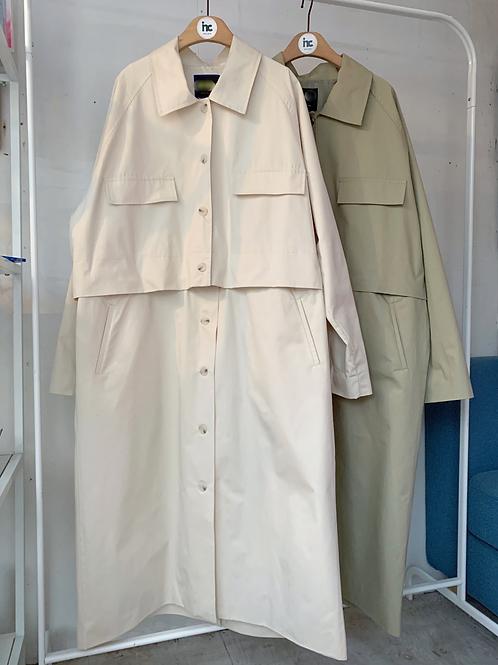 2way spring coat