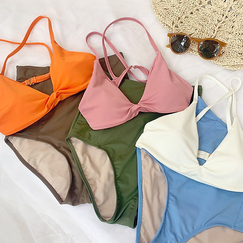 Pastel bikini
