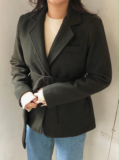 Wool city coat