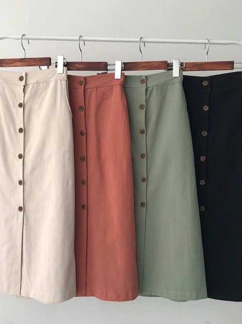 Slide skirt