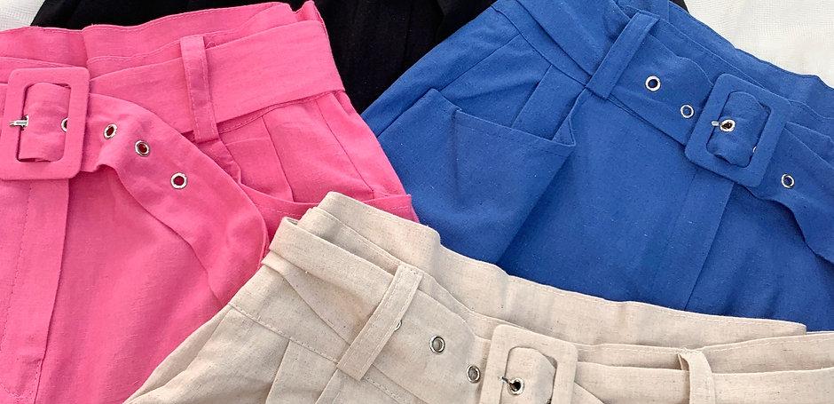 <再入荷予約>Vivid wide pants