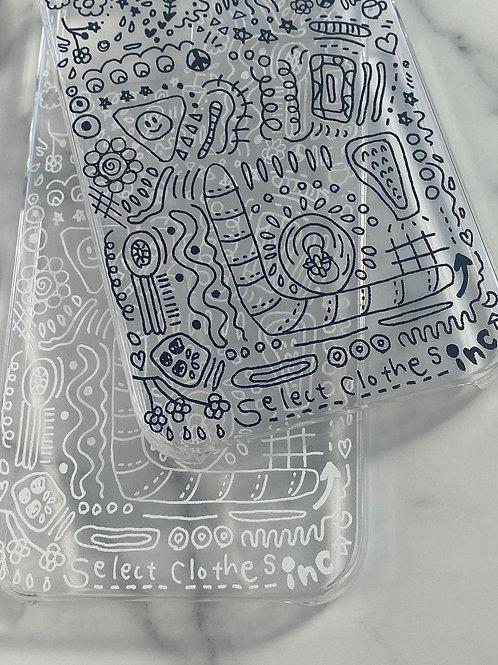 Original iphone case(sepia)