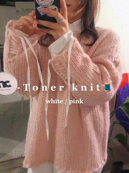 Toner knit