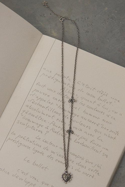 Original silver necklace
