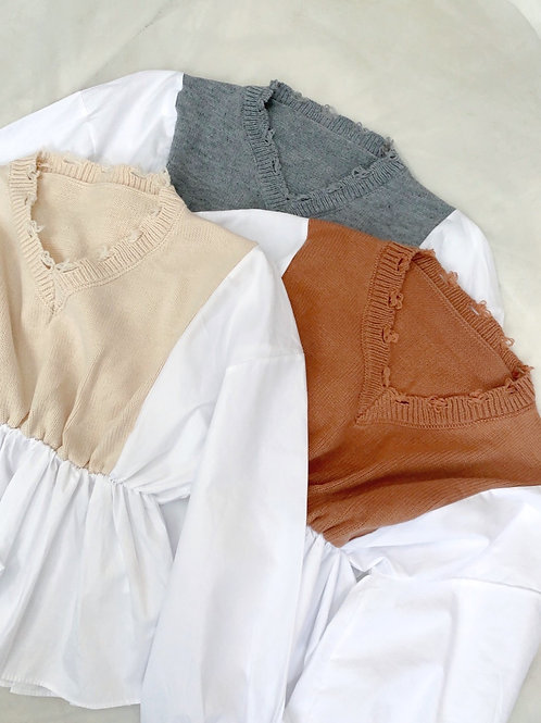 Duo blouse