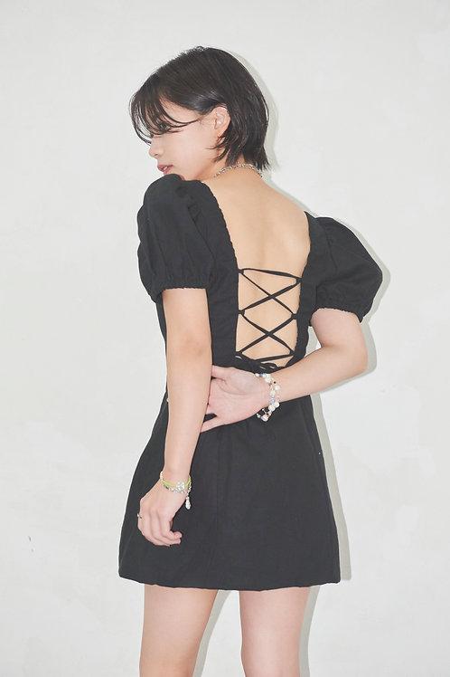 Mini corset dress