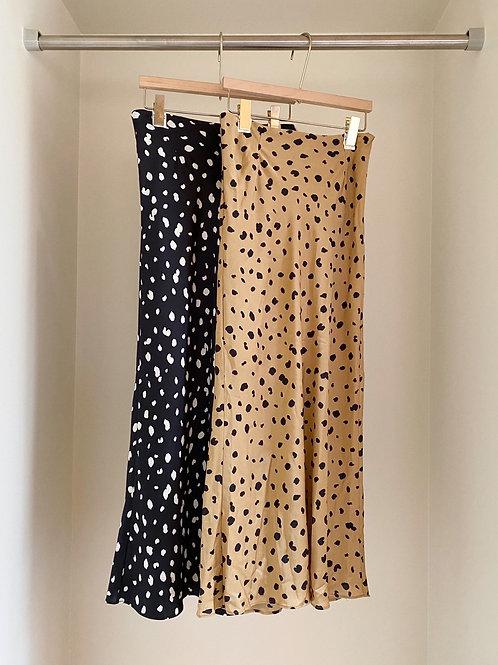 Dalmatian skirt