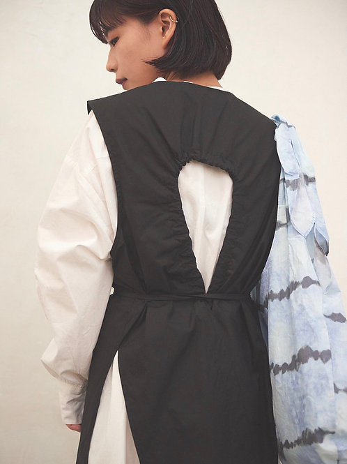Tunnel blouse