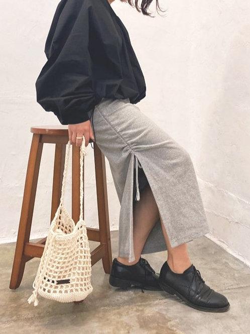 Roll up skirt