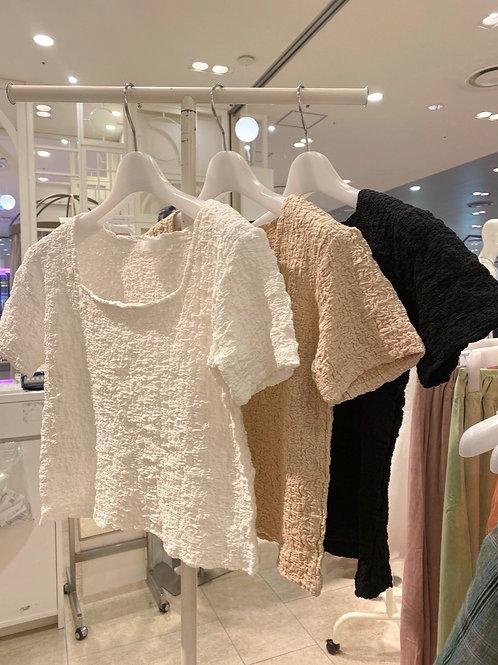 Bubble blouse