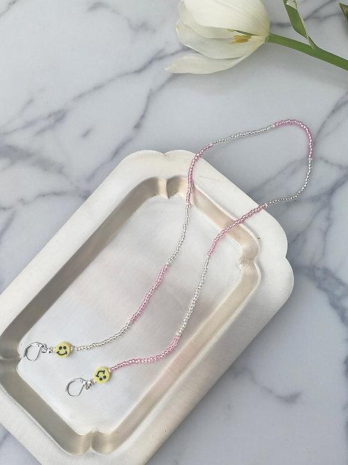 NO2. Pink niko (Mask chain)