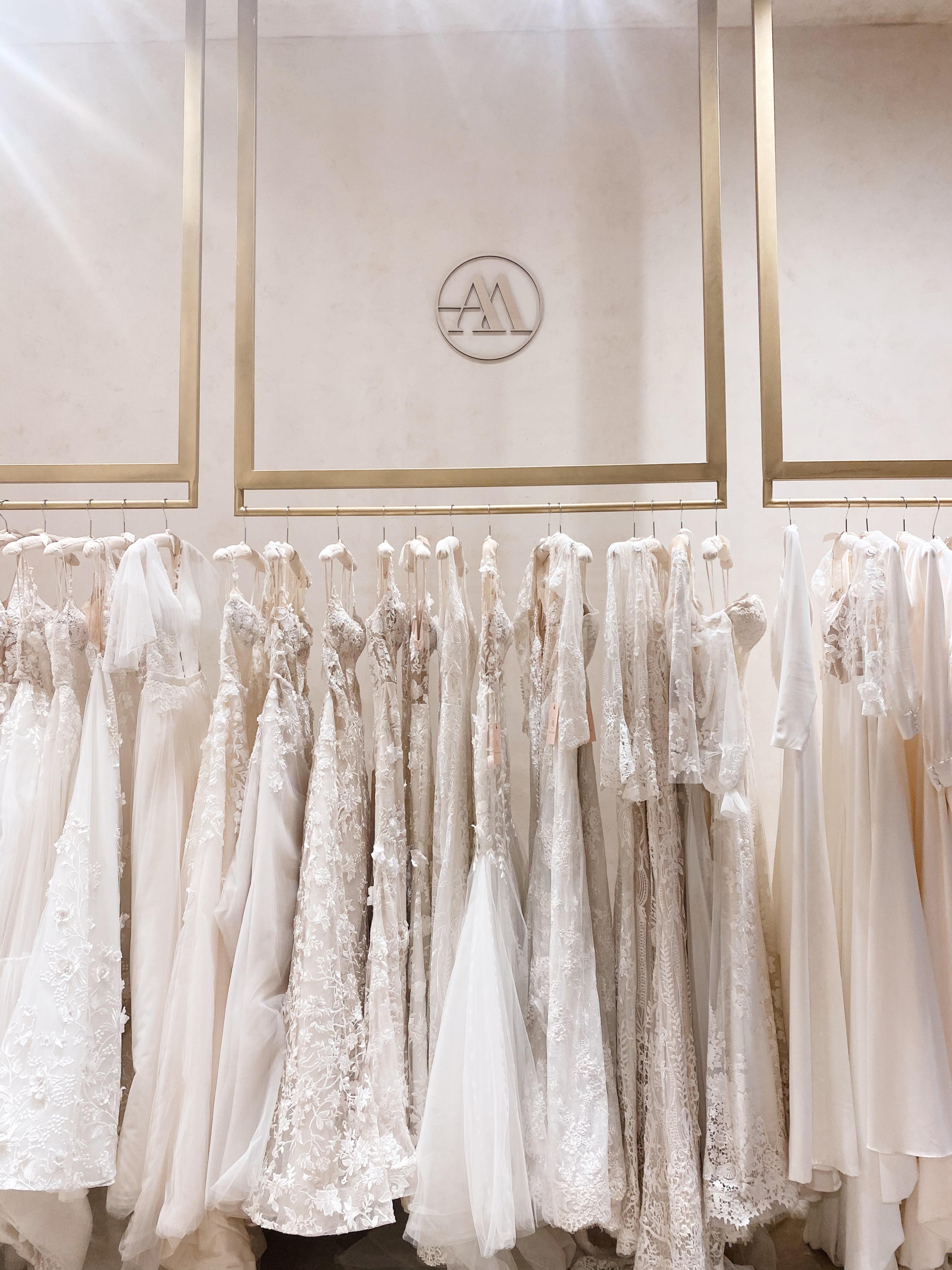 Citas para vestidos colección (Showroom)