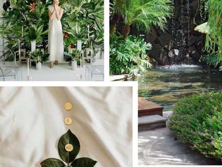 Wedding Inspiration - Tropical Dream