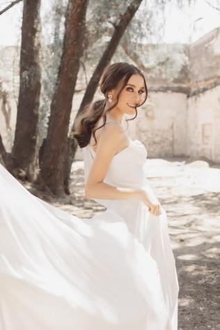 Adriana Madrid Bridal