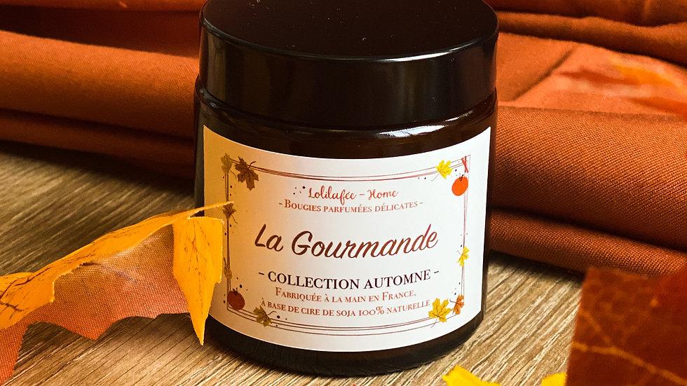 Petite Bougie - collection d'automne