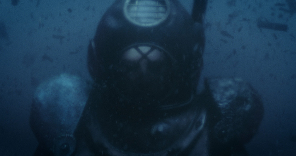 Deepwater Sponger