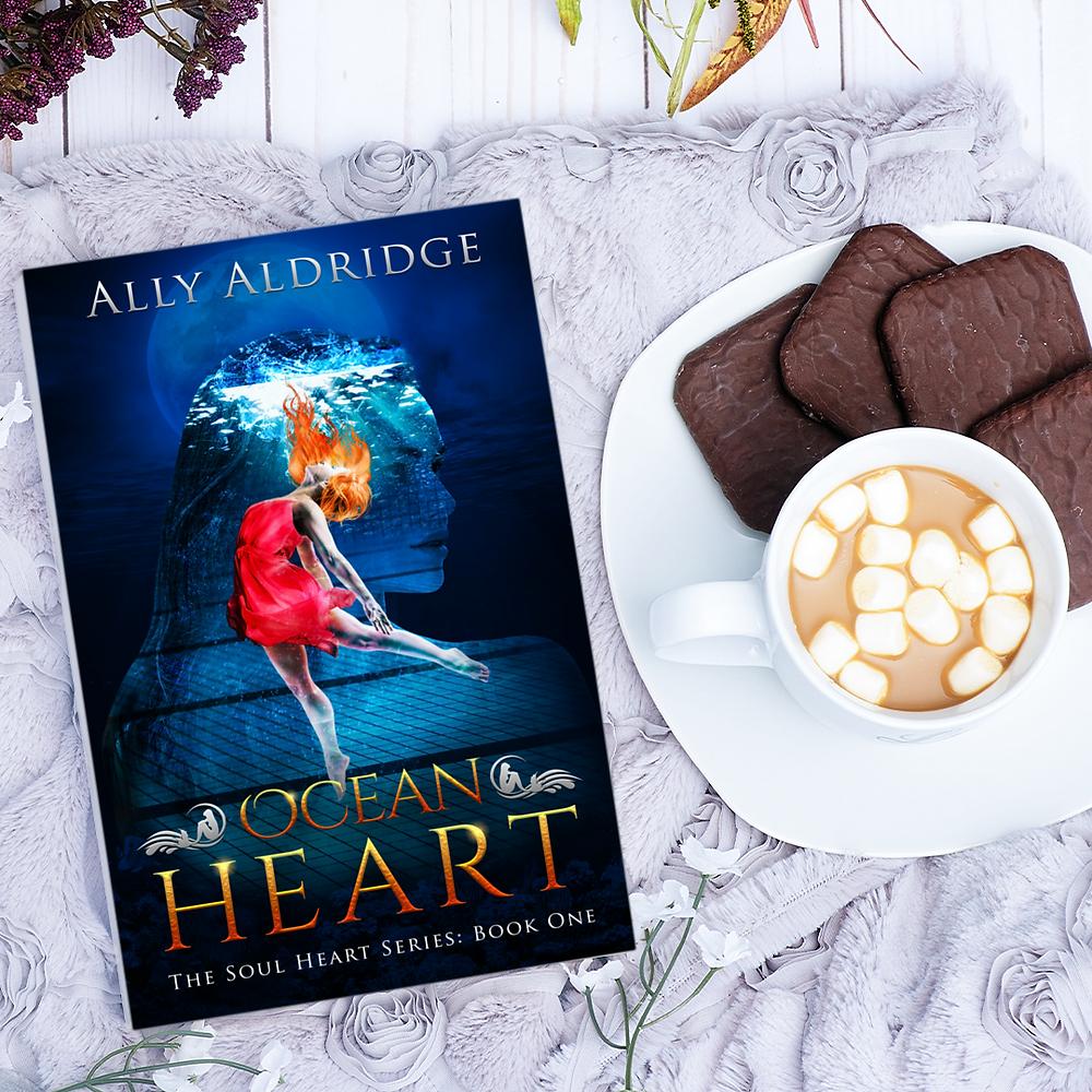 Ocean Heart - YA Fantasy by Ally Aldridge