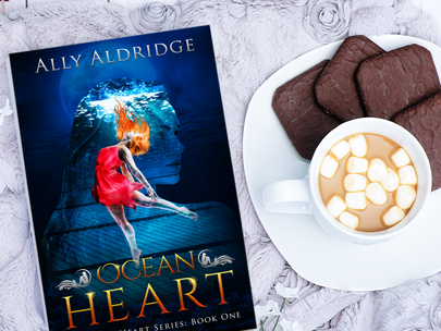Ocean Heart by Ally Aldridge - Your Next YA Fantasy Obsession