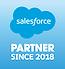 Salesforce Partner Since 2018