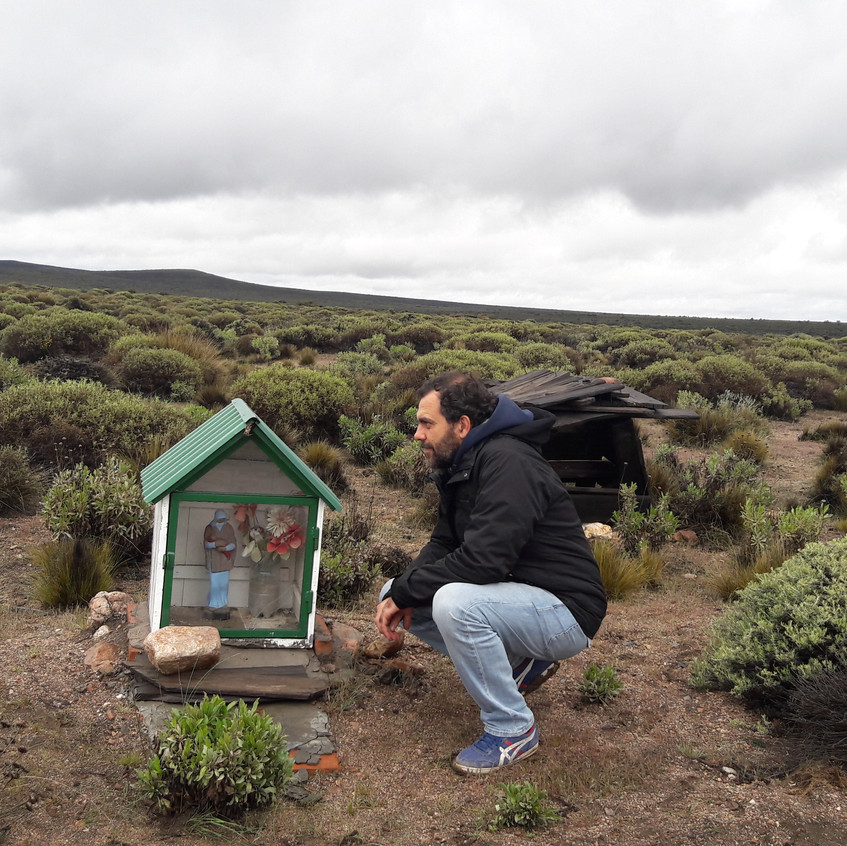 Planicie Patagonica- Virgen Misionera