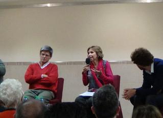 El día 8 de Junio se llevó a cabo la Charla Debate La Gestión Social