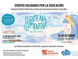 Evento Solidario por la Educación