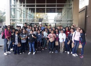 Primer encuentro del año del Proyecto Trabajemos Para Educar