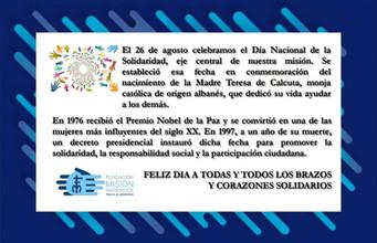Día Nacional de la Solidaridad