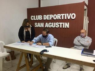 Bienvenido Club San Agustín!!!