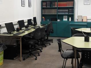 Visita al Centro de Estudio