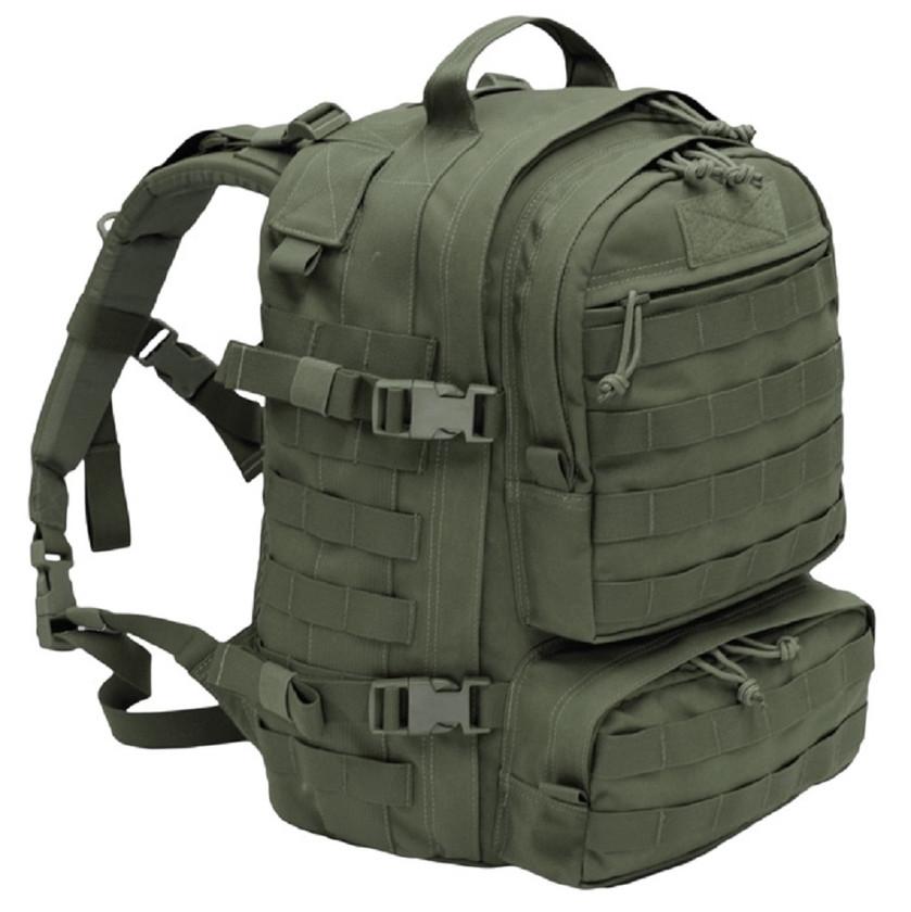Warrior Assault Systems Rucksack Pegasus Pack Olive Front