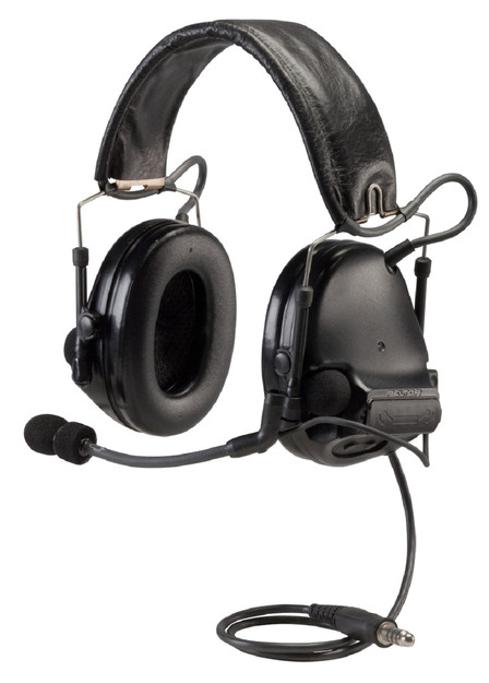 3M Peltor ComTac XPI mit Gentex-Mikrofon Headset Oliv