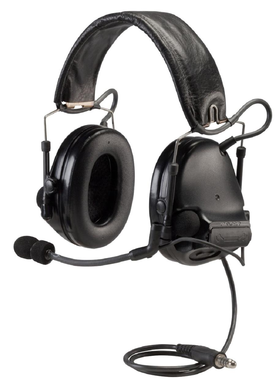3M Peltor ComTac XPI mit Gentex-Mikrofon Headset Schwarz