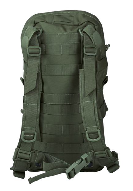 Warrior Assault Systems Rucksack Cargo Pack Olive Rückseite