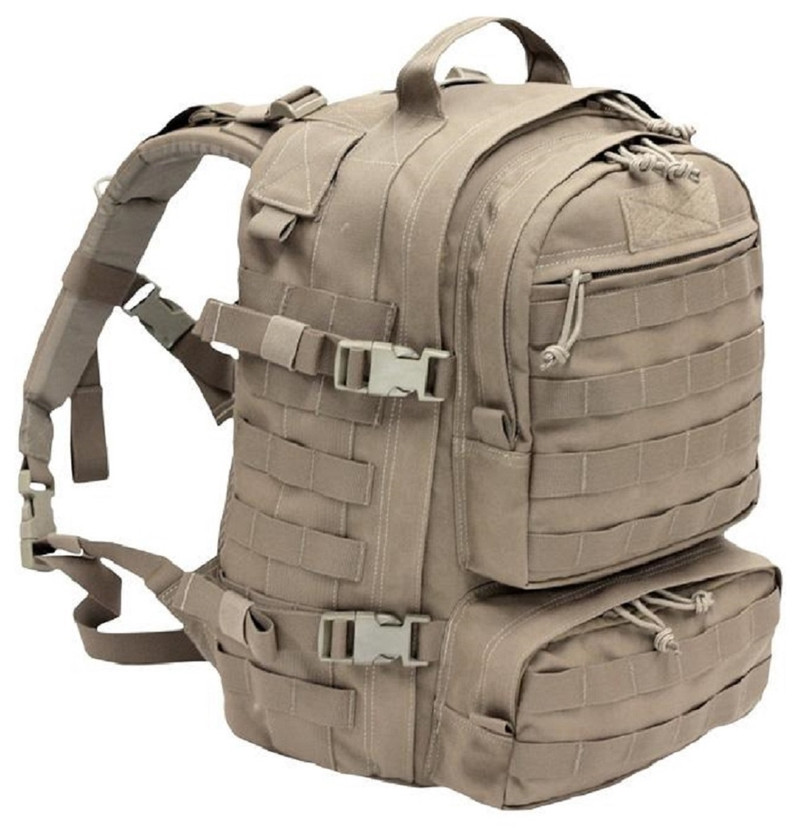 Warrior Assault Systems Rucksack Pegasus Pack Coyote Front
