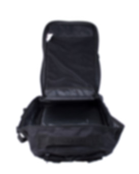 CHK-Rucksack-MK1-Medium-schwarz-liegendo