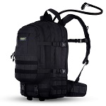 Source Assault Pack Trinkrucksack Schwarz