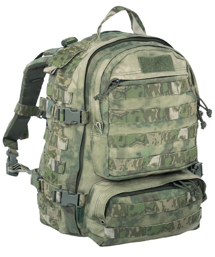 Warrior Assault Systems Rucksack Pegasus Pack A-TACS FG Front