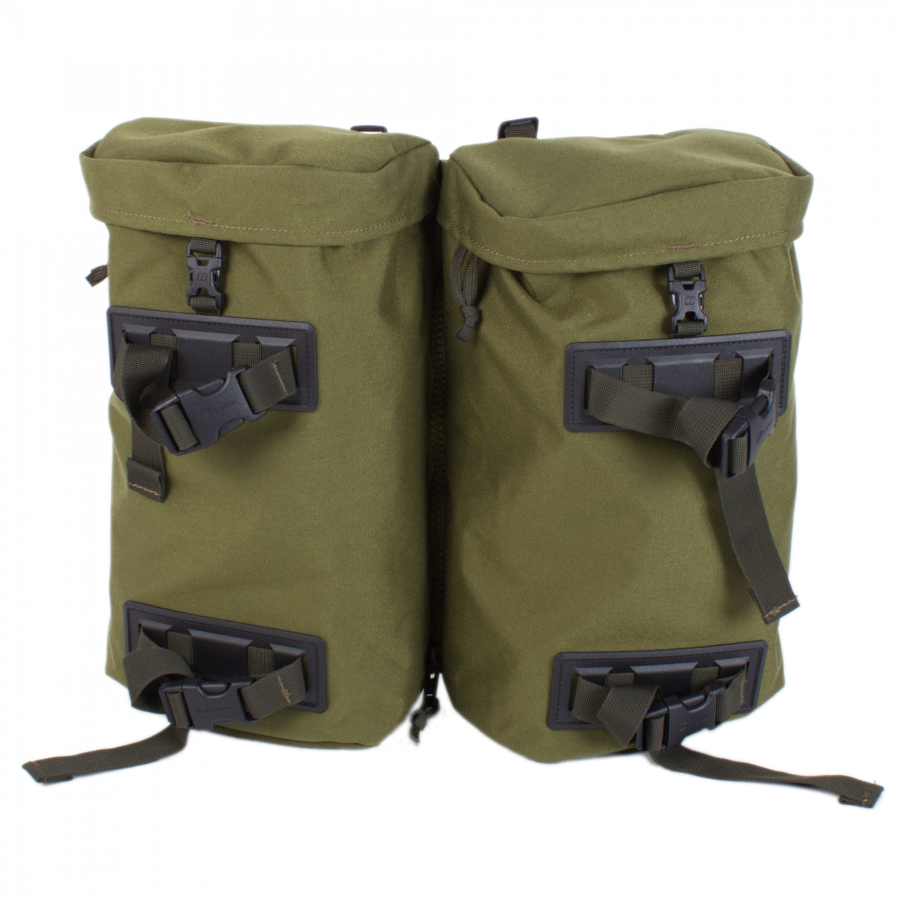 Berghaus MMPS Pockets II 2x Oliv 10 l Front