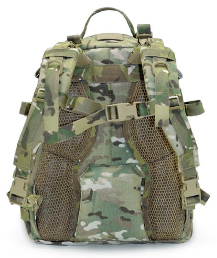 Warrior Assault Systems Rucksack Pegasus Pack Multicam Rückseite