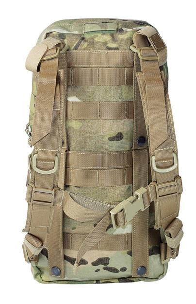 Warrior Assault Systems Rucksack Cargo Pack Multicam Rückseite