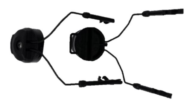3M Peltor Helmbefestigung für ACH ARC-Helmbefestigungen