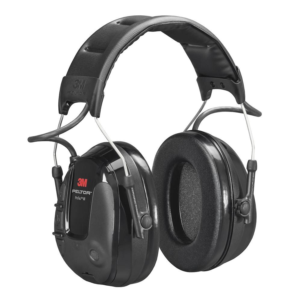 3M Peltor ProTac III Headset Slim Kopfbügel