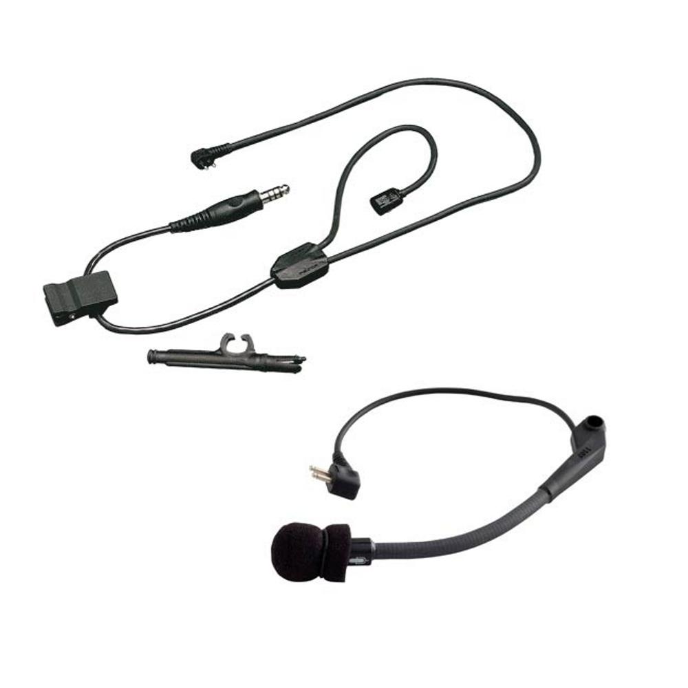3M Peltor Comtac Gentex MT31 Headset Mikrofon Kit