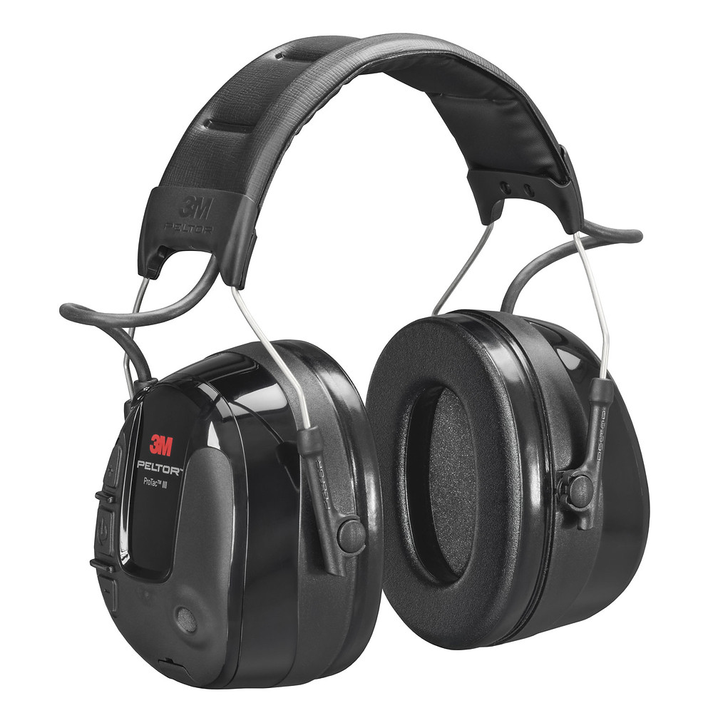 3M Peltor ProTac III Headset Standard Kopfbügel