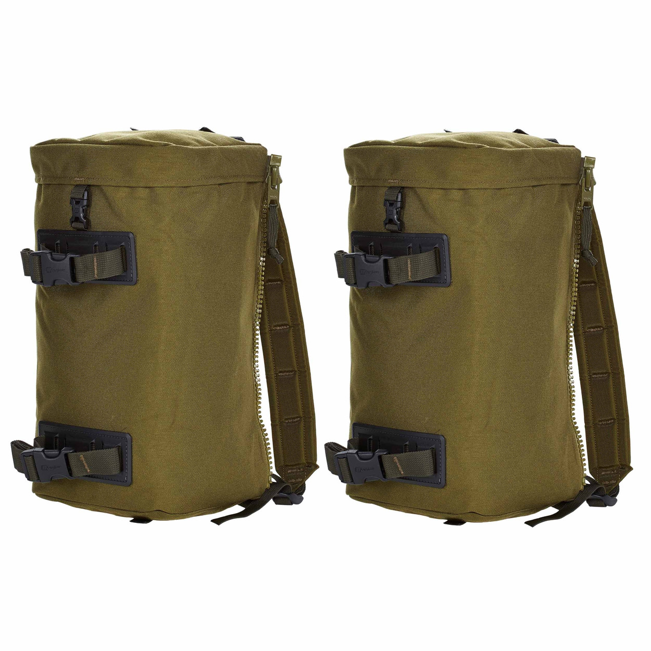 Berghaus MMPS Pockets II Large 2x Oliv 15 l